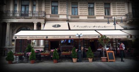 quattro-artisti restaurant