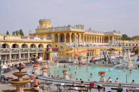 Városliget-Széchényi fürdő