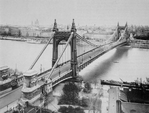 Erzsébet híd-1903