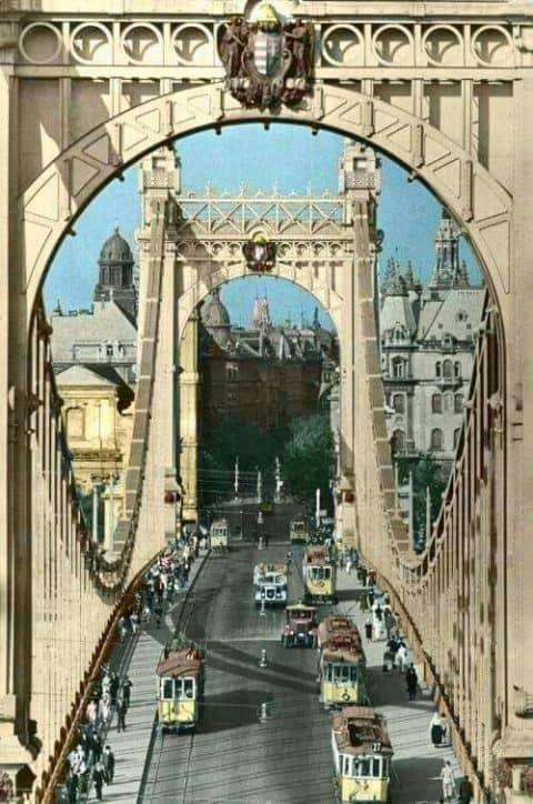 Erzsébet híd-1941 előtt