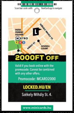 Locked Room card back