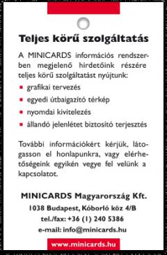 MINICARDS Hungary card back